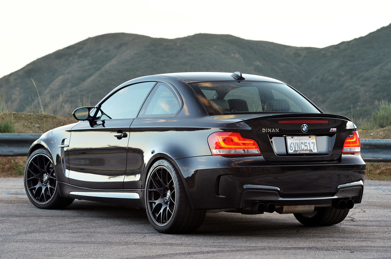Monticello Motor Club >> Dinan S3-R BMW 1M Coupe - SHOWCAR