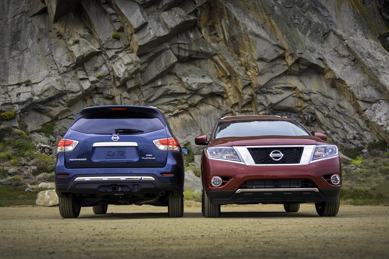 The 2013 Nissan Pathfinder Will Be Arriving In Showrooms By The End Of This  Month, And The Good News For Potential Buyers Is That The New Model Will  Have A ...