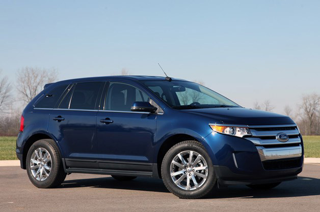 next ford edge to go global concept to debut in la - 2015 Ford Edge Guard