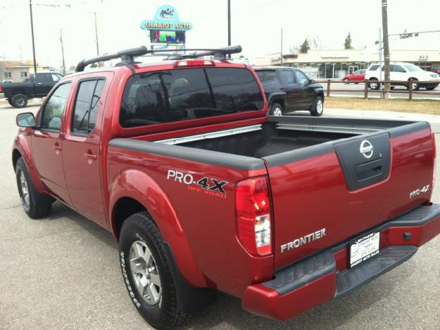 News Source: Motortrend.com. When Ordering Our Long Term 2012 Nissan  Frontier King Cab PRO 4X ...