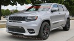 Jeep Grand Cherokee Trackhawk undisguised with Hellcat power